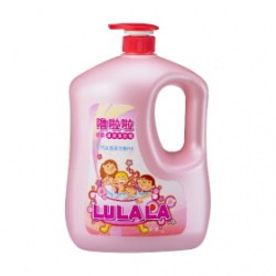 LULALA 嚕啦啦 沐浴清潔-花香溫和沐浴乳