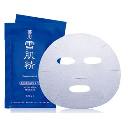 KOSE 高絲-專櫃 保養面膜-雪肌精精華面膜