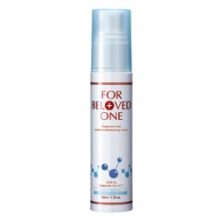 FOR BELOVED ONE 寵愛之名 三分子玻尿酸保濕系列-三分子玻尿酸藍銅保濕乳液 Hyaluronic Acid Tri-Molecules GHK-Cu Moisturizing Lotion