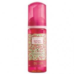 L'OCCITANE 歐舒丹 秘密花園玫瑰香氛系列-秘密花園玫瑰沐浴泡(限量)
