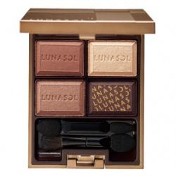 Kanebo 佳麗寶-專櫃 眼影-晶巧光燦眼盒(巧蕾) SELECTION DE CHOCOLAT EYES
