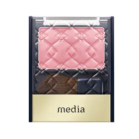media 媚點 頰彩‧修容-亮采純色修容餅