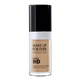 MAKE UP FOR EVER 粉底液-ULTRA HD超進化無瑕粉底液