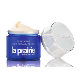 la prairie 魚子美顏系列-魚子美顏豐潤精華霜 Skin Caviar Luxe Cream Sheer