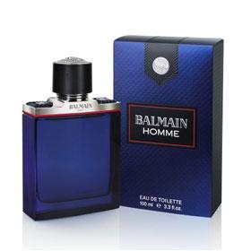 BALMAIN 男仕香氛-軍裝搖滾男性淡香水