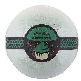 Arenes 沐浴球系列-沁香綠茶香氛沐浴球 Green Tea Bath Bubble Ballistics