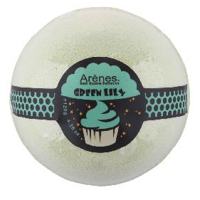 Arenes 沐浴球系列-恬靜綠百合香氛沐浴球 Green Lily Bath Bubble Ballistics