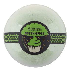 Arenes 沐浴球系列-酸甜初戀青蘋香氛沐浴球 Green Apple Bath Bubble Ballistics