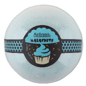 Arenes 沐浴球系列-能量孔雀石香氛沐浴球 Malachite Bath Bubble Ballistics