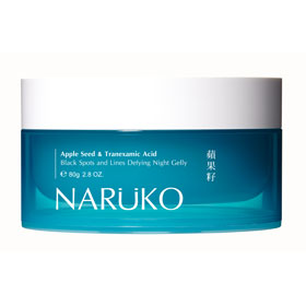 NARUKO 牛爾親研 保養面膜-蘋果籽傳明酸淡斑撫紋晚安凍膜 Apple Seed & Tranexamic Acid Black Spots and Lines Defying Night Gelly