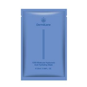 DermaLane 保養面膜-1000分子玻尿酸超保濕面膜