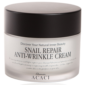 Chamos 卡莫斯 乳霜-蝸牛保濕抗皺修復霜 Snail Repair Anti-wrinkle Cream