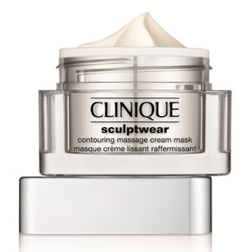 CLINIQUE 倩碧 青春緊容系列-完美曲線微循環按摩霜 Sculptwear Contouring Massage Cream Mask