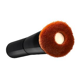 1028  彩妝用具-無痕裸透底妝刷 Nude Foundation Brush