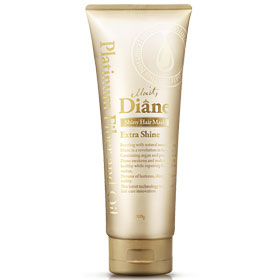 Moist Diane 黛絲恩 護髮-摩洛哥油白金閃耀髮膜