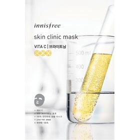 innisfree 保養面膜-美肌專家面膜(維他命C)