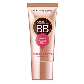 MAYBELLINE媚比琳 BB產品-純淨礦物極效幻膚BB凝露SPF50/PA++++