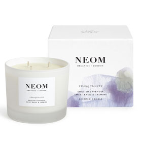 NEOM 室內‧衣物香氛-舒緩恬睡香氛蠟燭