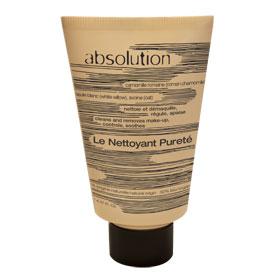 absolution 有機保養臉部系列-純淨舒緩潔顏露