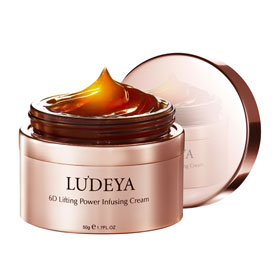 LUDEYA 露蒂雅 臉部保養系列-6D超緊緻立體環繞微臻精華霜 6D Lifting Power Infusing Cream