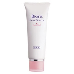 蜜妮紅嫩瑩白洗面乳 Biore Pink White Facial Wash