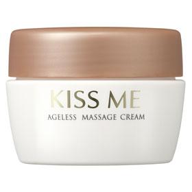 Kiss Me 奇士美-專櫃 乳霜-煥妍金萃保濕按摩霜