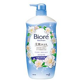 Biore 蜜妮 淨嫩沐浴乳系列-淨嫩沐浴乳淨亮光澤型(大島山茶花香)