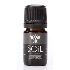 SOiL 所倚 室內‧衣物香氛-有機乳香精油