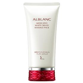 SOFINA 蘇菲娜 ALBLANC潤白美膚系列-潤白美膚瀅透水嫩瞬亮按摩晶