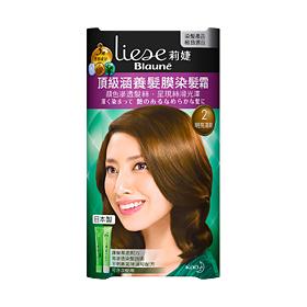 Liese 莉婕 染髮‧燙髮-頂級涵養髮膜染髮霜