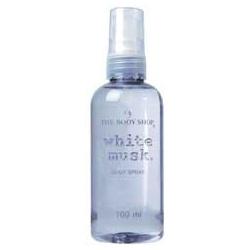 女性香氛產品-白麝香身體芳香噴霧 White Musk Body Spray