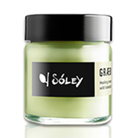 Soley Organics 冰島有機天然保養品 Body系列-冰島植萃萬用膏 Healing cream with wild Icelandic herbs