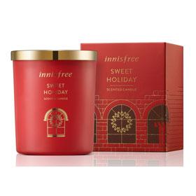 innisfree 室內‧衣物香氛-X-MAS香氛蠟燭(甜蜜假期)