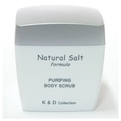 K&D 珂丹 身體去角質-礦鹽身體角質霜 Natural Salt Body Scrub