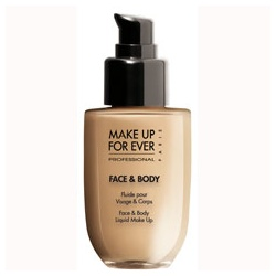 MAKE UP FOR EVER 底妝-雙用水粉霜 Face & Body Liquid
