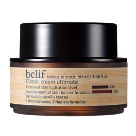 belif 乳霜-經典保濕乳霜(極乾性肌膚適用)