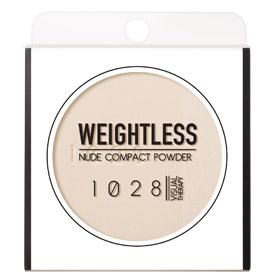 1028  粉餅-雪絨裸光粉餅 SPF25 Weightless Nude Compact powder