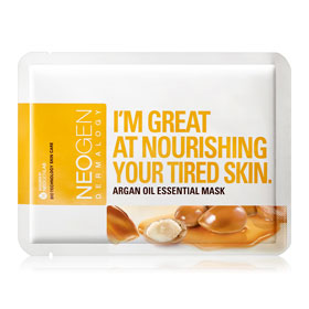 NEOGEN DERMALOGY 臉部保養系列-摩洛哥堅果油滋養賦活面膜