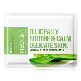 NEOGEN DERMALOGY 臉部保養系列-墨西哥蘆薈舒緩鎮靜面膜