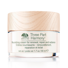 ORIGINS 品木宣言 乳霜-花顏悅色極致潤澤乳霜 Three Part Harmony Nourishing Cream for renewal, repair and radiance