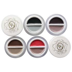 WinkO Cosmetics 葳珂彩妝 眼影-天生一對睛采雙色眼影霜  Sparkle Eyeshadow Duo