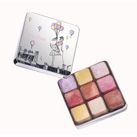 LANCOME 蘭蔻 頰彩‧修容-炫色粉彩方塊