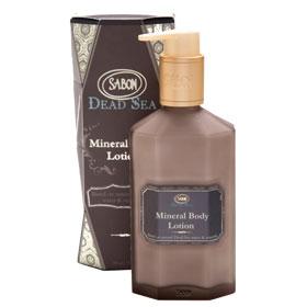 SABON 身體保養系列-死海晶礦身體乳液