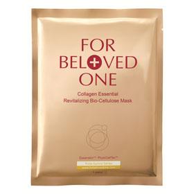 FOR BELOVED ONE 寵愛之名 保養面膜-膠原緊顏生物纖維面膜