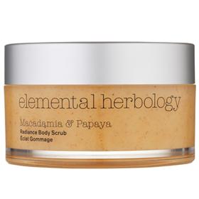 Elemental Herbology 光澤活力系列-紅茶酵素明亮身體磨砂