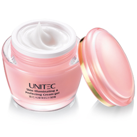 UNITEC 彤妍 凝膠‧凝凍-瓷花光燦美肌水凝霜