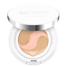 BEAUTYMAKER  粉霜(含氣墊粉餅)-極淨光亮白舒芙蕾氣墊粉餅SPF50+/PA+++