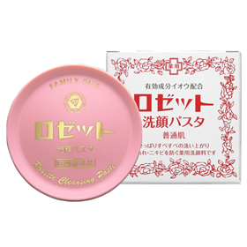 ROSETTE 洗顏系列-潔面膏-普通膚質