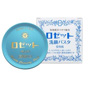 ROSETTE 洗顏系列-潔面膏-乾性膚質