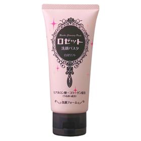 ROSETTE 洗顏系列-潔面膏-白泥提拉緊膚